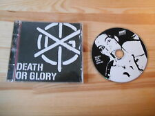 CD Punk Death Or Glory - Your Choice MCD (11 Song) CRUCIAL RESPONSE SXE