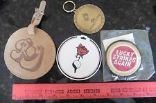 Vintage Wine & Roses The Dominion Roy Golf PGA tour Bag tag MIKE FETCHICK ESTATE