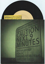 "VA ""Dangerous Intersections"" 7"" /300 Iron Chic Rational Anthem Unwelcome Guests"