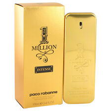 1 Million Intense by Paco Rabanne 3.4 oz EDT Cologne Spray for Men New in Box