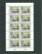 French Antarctic Terr. 2010 2nd Anniv of Club L'Eylesee SG632 sheetlet mnh