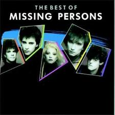 Missing Persons : Best of Missing Persons CD (1990)