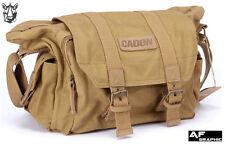 V24 Camera & iPad/Tablet Shoulder Bag Case for Canon EOS 6D 7D 5D Mark II III IV