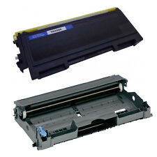 Tambor & 2 toner XL para Brother hl-2070 n hl-2030 hl-2032 tn2000 dr2000 HQLTY