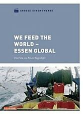 WE FEED THE WORLD DVD GROSSE KINOMOMENTE EDT NEU