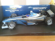 F1 Miniature Bar 01 Supertec Jacques Villeneuve 1999
