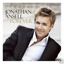 Jonathan Ansell - Forever (CD 2008) New