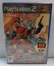 Console Gioco Game SONY Playstation 2 PS2 PSX2 Play PAL NEO CONTRA Konami NUOVO