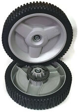 Husqvarna drive wheels 585265603 585265601 HU700U high wheel Set of 2