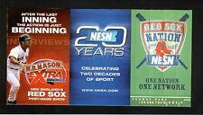 2004 Boston Red Sox Schedule--NESN/Time Warner Cable