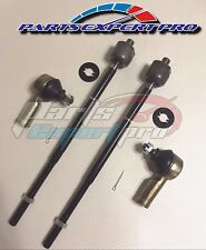 2014-2016 MITSUBISHI MIRAGE TIE ROD END SET (INNER & OUTER) FOR BOTH SIDES