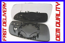 VW GOLF 4 IV 97-04 DIRECT WING MIRROR GLASS LEFT  HEATED