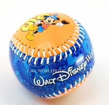 """NEW Walt Disney World Parks Mickey Mouse & Friends """"2015"""" Collector Baseball"""