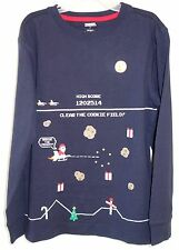 New With Tags Gymboree Holiday Shop Christmas Shirt Boy's 8