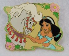 Disney DA Auctions P.I.N.S. Aladdin Jasmine with Horse LE 1000 Pin