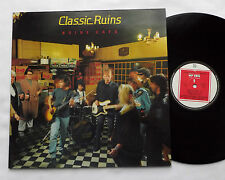 """CLASSIC RUINS """"Ruins Cafe"""" FRENCH Orig LP NEW ROSE - Boston new wave punk NEW!!!"""