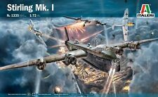 SHORT STIRLING Mk.I HEAVY BOMBER  ITALERI 1/72 PLASTIC KIT