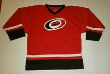 NHL Carolina Hurricanes Hockey Red Jersey Youth XXL (18)