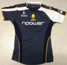 Worcester Warriors Players Issue Rugby Shirt