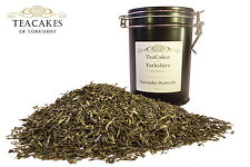 Lavender Green Tea Butterfly 100g Gift Caddy Loose Leaf Aromatic value Quality