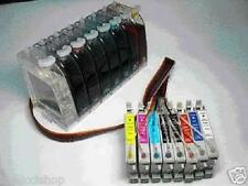 Combo CIS + 8 Refill Ink for Epson Printer R800 R1800