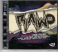 (DM452) Raw Volume 2, Mixed By Chris Fraser, 2CDS - 2008 CD