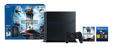 Sony 3001356 500 GB PlayStation 4 Star Wars Battlefront Gaming Console Bundle