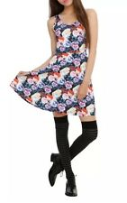 Disney Alice In Wonderland Pansies Dress Size Large New With Tags!