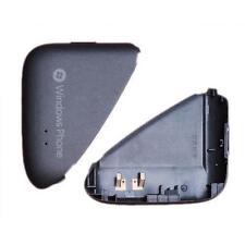 Batterie originale véritable capot arrière porte arrière cas pour HTC MOZART 7-Noir