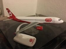 Aircraft Herpa Snapfit Modell Niki Airbus A320, Scale 1/200