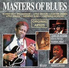MASTERS OF BLUES - VARIOUS ARTISTS / CD