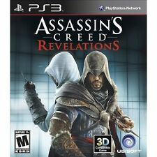 PS3 Games Assassin's Creed Revelations Like New