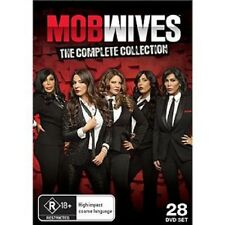 MOB WIVES : THE COMPLETE COLLECTION 1-6 + extras - DVD - UK Compatible