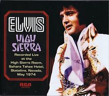 Elvis Presley HIGH SIERRA  - FTD 89 New / Sealed CD