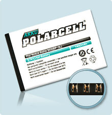 PolarCell Akku Nokia Lumia 610 & 710  Asha 303 (BP-3L) 603 Batterie Accu Battery