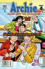 Archie Comic 12/09,Marries Better:  Will You Marry Me,December 2009,NEW