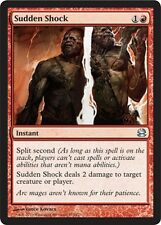 2x Shock Improvviso - Sudden Shock MTG MAGIC MM Modern Masters Eng