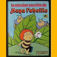 LA MISSION SECRÈTE DE MAYA L'ABEILLE 1981