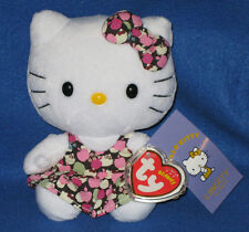 TY HELLO KITTY LIBERTY BEANIE BABY - NEW - MINT with MINT TAG - UK EXCLUSIVE