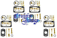 SUZUKI RG500 GAMMA CARB REPAIR KITS CARBURETOR 4 REPAIR KITS 20-RG500CR