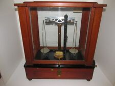 Antique Instrument, Analytical and Diamond Balance Scale, Christian Becker Inc.