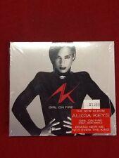 Girl on Fire [Digipak] by Alicia Keys (CD, Nov-2012, RCA)