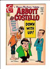 Abbott & Costello No.1  : 1968 :   : Protest Cover! :