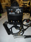 ARC WELDER MMA WELDER 200 E amp grab a bargain 12 mth uk warranty new