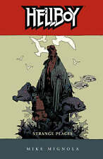 Hellboy Strange Places by Mignola, Mike ( Author ) ON Apr-18-2006, Paperback, Mi