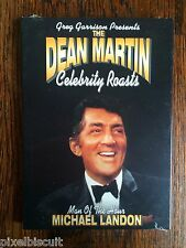 THE DEAN MARTIN CELEBRITY ROASTS: MICHAEL LANDON (DVD 2003) NEW SEALED