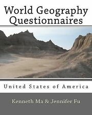 World Geography Questionnaires : United States of America by Kenneth Ma and...