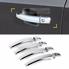 Chrome Door Catch Molding Garnish Cover Trim for 8P CHEVROLET 2011-16 Sonic Aveo