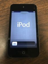 Apple iPod Touch 4th Generation Black (8GB) Cracked Screen