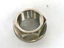 APRILA RSV1000 MILLE  R 1998 - ON REAR AXLE FLANGED NUT TITANIUM M25X1.5 R2C7